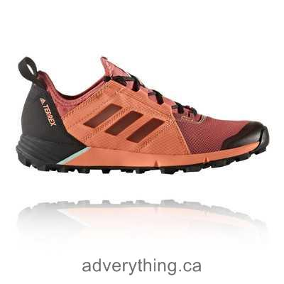 Activity price Adidas Terrex Agravic Speed Trail Running Shoes Orange Women